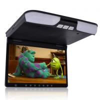 15.6 inch LCD HD Roof mount Flip down DVD/USB/SD card(slim, modern design)